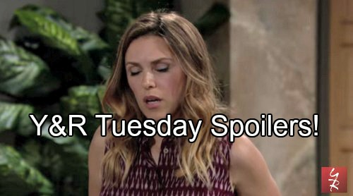 'The Young and the Restless' Spoilers: DNA Test Results Arrive, Chloe and Kevin Shocked – Nick Grills Chelsea About Plot