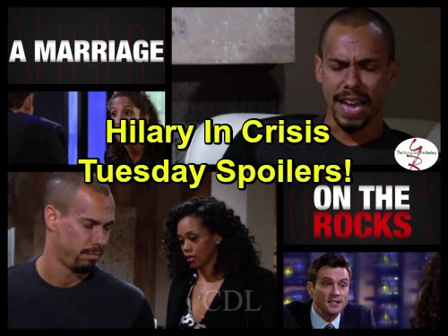 The Young and the Restless Spoilers: Hilary Loses All Hope - Victoria Ruins Reed's Fun – Cane Opposes Lily's Modeling