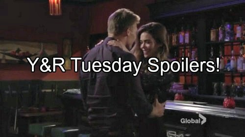 'The Young and the Restless' Spoilers: Phyllis Drops a Bomb on Jack – Hilary's Setback – Travis and Victoria Make Big Plans
