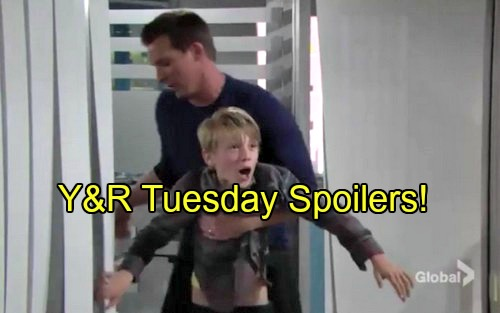 The Young and the Restless (Y&R) Spoilers: Max Admits Aim To Kill Abby and Baby – Dylan Drags Screaming Child Away