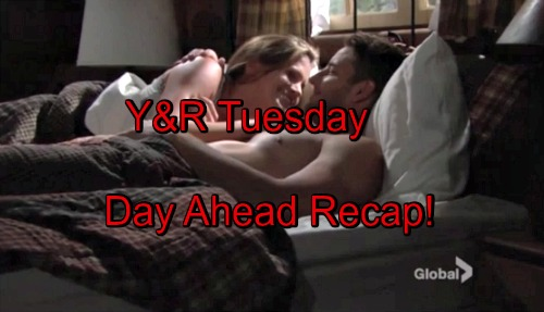 'The Young and the Restless' Spoilers: Nick Urges Dylan to Leave Adam in Peace – Adam's Recapture Just A Chelsea Nightmare