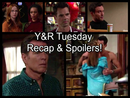 'The Young and the Restless' Spoilers: Abby Faces Crisis, Jack Saves the Day – Cane's Drug Struggle – Hilary's Good Deed