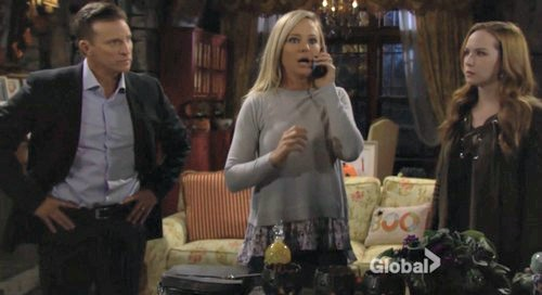'The Young and the Restless' Spoilers: Patty's Meltdown Secures Transfer – Chelsea Argues With Chloe Over Adam