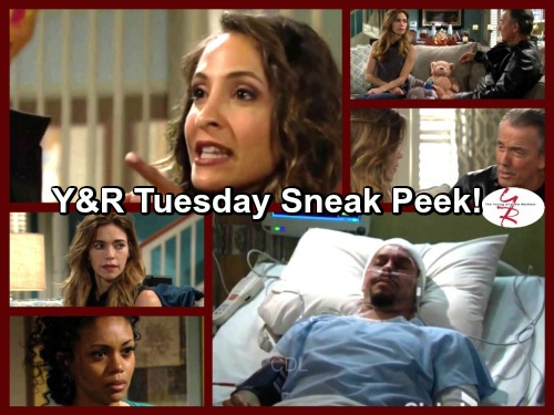 The Young and the Restless Spoilers: Lily Blames Hilary for Devon's Life-threatening Crash – Victor Gets the Scoop on Reed