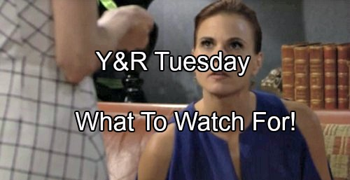 The Young and the Restless Spoilers: Nick Vows to Be Father to Connor, Sets Up Chelsea Affair – Bethany Search Continues