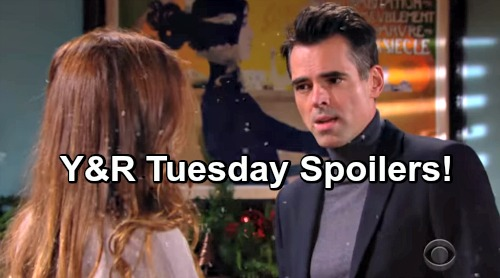 The Young and the Restless Spoilers: Tuesday, December 11 – Phyllis' Risky Secret – Jack's Bold Mission – Cover-up Crew's New Threat