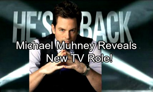 The Young and the Restless Spoilers: Michael Muhney's Primetime Gig Opens Y&R Door – Adam Newman Back for Spring Shocker
