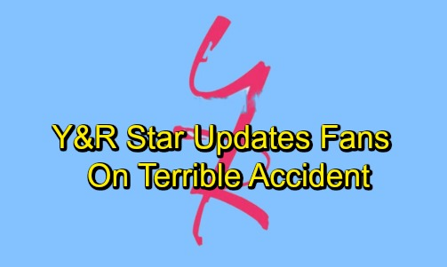 The Young and the Restless Spoilers: Y&R Star Updates Fans on Father's Status After Terrible Accident