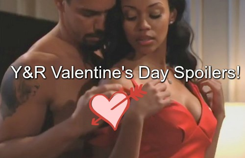 The Young and the Restless (Y&R) Spoilers: Sizzling Valentine's Day – Hot Hookups!