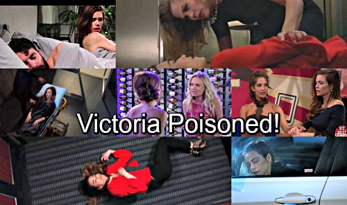 The Young and the Restless Spoilers: Stunning Twist in Victoria's Health Crisis – Poisoned by Brash & Sassy