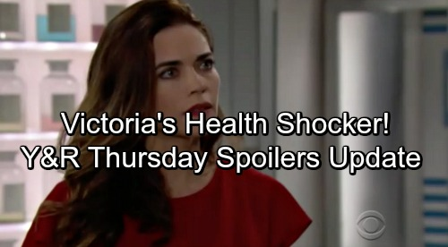 The Young and the Restless Spoilers: Thursday, October 5 Updates - Victoria Health Shocker - Lily Gets Cane's Job at B&S