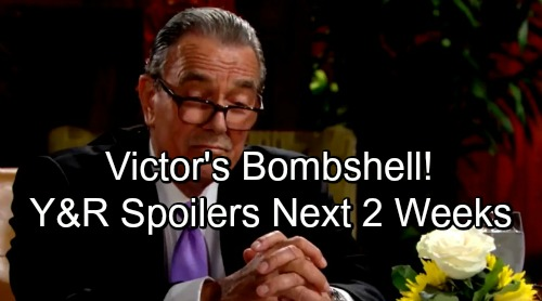 The Young and the Restless Spoilers for Next 2 Weeks: Ashley's Secret Plot – Traci Lashes Out – Victor's Bombshell Shakes GC
