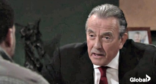 The Young and the Restless Spoilers: Monday, November 20 Update - Crystal Kills Zack – Victor Faces Shocking Accusations