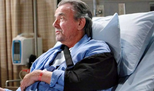 The Young and the Restless Spoilers: Victor's a Victim of J.T.'s Violent Meltdown – Victoria Beating Sparks Brutal Brawl