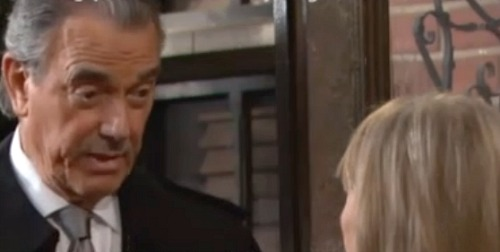 The Young and the Restless Spoilers: Victor Fights Kyle's Mission, Hides Identity of Jack's Father – The Moustache Knows All