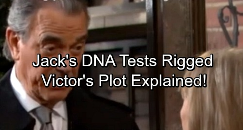 The Young and the Restless Spoilers: DNA Tests Rigged, Jack Duped by His Worst Enemy – Victor's Deep Plot Explained