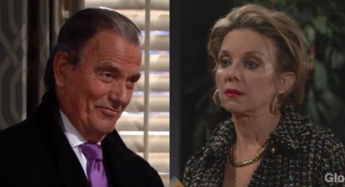 The Young and the Restless Spoilers: Judith Chapman Teases A Victor-Gloria Romance