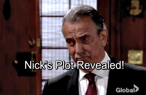 The Young and the Restless Spoilers: Nick Keeps Promise to Destroy Victor – Plots Newman's Downfall