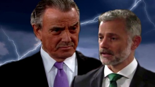 The Young and the Restless Spoilers: Mystery of Graham's Biological Father Unravels – Y&R Drops Novembers Sweeps Bombshell