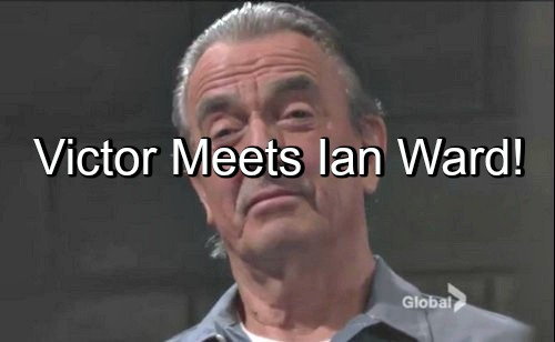 The Young and the Restless (Y&R) Spoilers: Victor Meets Ian Ward in Prison – Duo Forms Dangerous Plan for Revenge