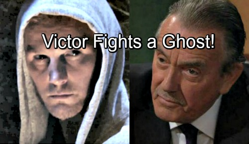 The Young and the Restless Spoilers: Victor Fights Mortality and J.T.'s Ghost - The Moustache Faces The Shocking Truth