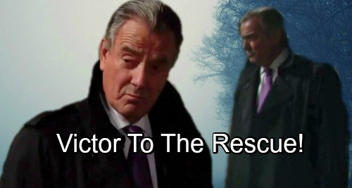 The Young and the Restless Spoilers: Victor Returns For Major Action - Rescues Coverup Crew and Teaches Nick a Lesson