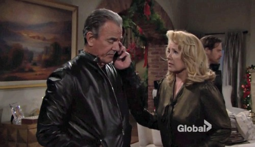 The Young and the Restless Spoilers: Victor Becomes Part-Time Executive - The Moustache Steps Back Permanently