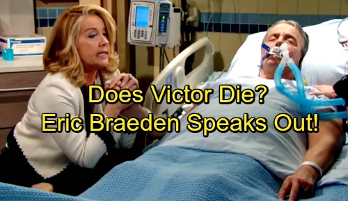 The Young and the Restless Spoilers: Eric Braeden Confirms Victor's Fate – See If The Moustache Lives or Dies