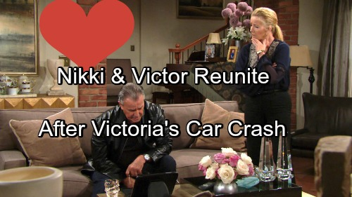 The Young and the Restless Spoilers: Unexpected Nikki and Victor Reunion in the Offing – Mal Young Takes Charge