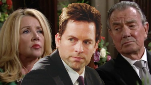 The Young and the Restless Spoilers: Victor and Nikki Face Mysterious Threat – Vengeful Adam Newman Returns For Startling Takedown?