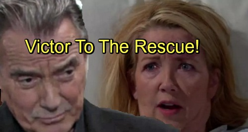 The Young and the Restless Spoilers: Nikki's Medical Crisis Draws Victor Back To GC – The Moustache Learns About Coverup Crew