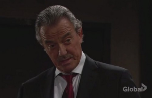 The Young and the Restless Spoilers: Chelsea Panics - Victor Arranges Christian Paternity Reveal After Nick's Hilary Interview