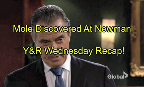 'The Young and the Restless' Spoilers: Spy Discovered In Newman Family, Victor Sets Trap – Jack and Phyllis Finalize Divorce