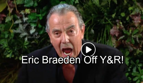 The Young and the Restless Spoilers: Eric Braeden Stepping Away From Victor Newman Y&R Role – See Why and for How Long
