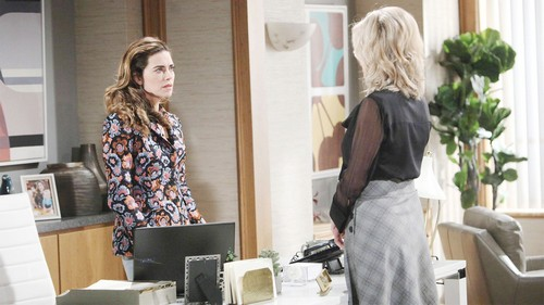 The Young and the Restless Spoilers: Abby Returns to Ashley-Victoria War - Defends Mom, Tells Victor of Daughter's Betrayal