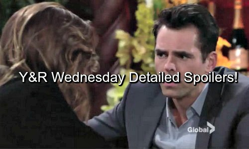 The Young and the Restless (Y&R) Spoilers: Victoria Splits With Billy, Calls Off Wedding - Victor Dragged Back to Jail