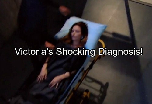 The Young and the Restless Spoilers: Victoria's Shocking Diagnosis Reveal