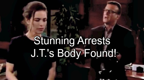The Young and the Restless Spoilers: Corpse Chaos Hits Genoa City – J.T.'s Body Finally Discovered, Paul Learns the Shocking Truth