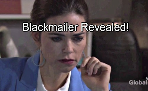The Young and the Restless Spoilers: Victoria's Surprising Blackmailer Revealed – Rattled Secret-Keeper Pushed to the Edge