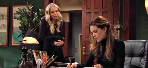 The Young and the Restless Spoilers: Victoria Learns Scott and Abby's Sex Secret – Blackmail Turns Newman War Ugly