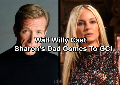 The Young and the Restless Spoiler: Walt Willey Joins Y&R Cast - Sharon's Long Lost Father Comes To Genoa City!