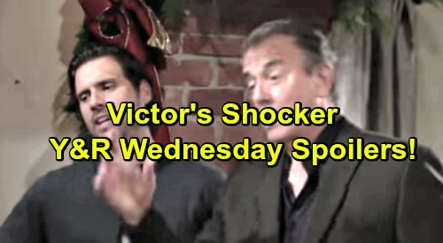 The Young and the Restless Spoilers: Victor's Suggestion Shocks Nick and Nikki – Devon Wants Compromise, Hilary Has Better Options