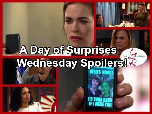 The Young and the Restless Spoilers: Jill Jeopardizes Jack's Deal – Hilary Gets Surprising News – Victoria's Concerns Grow