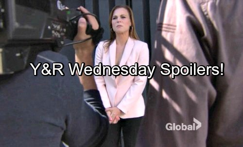 'The Young and the Restless' Spoilers: Phyllis Takes Big Risk, Address Scandal on Camera – Jack's Startling Realization