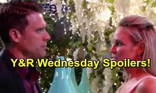 The Young and the Restless Spoilers: Wednesday, September 26 – Devon's Grief Comes Roaring Back – Sharon and Nick's Plans Hit Snags