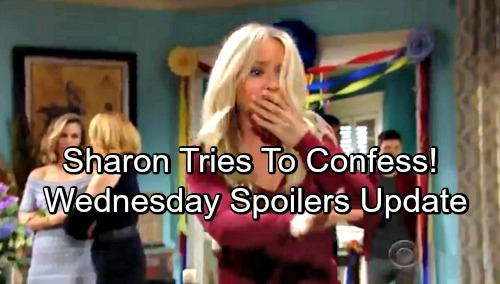 The Young and the Restless Spoilers: Wednesday, April 25 Update – Victor Spies On Nikki – Sharon's Confession – Reed's Shocker