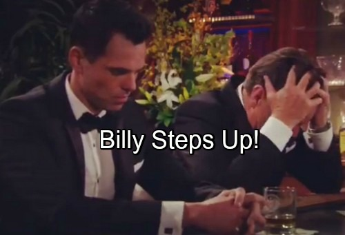 The Young and the Restless Spoilers: Billy Steps Up as Hero – Jack's on a Dangerous Path