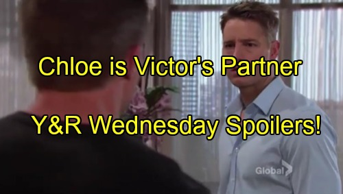 The Young and the Restless (Y&R) Spoilers: Chloe is Victor's Secret Partner, Framed Adam For Constance Murder