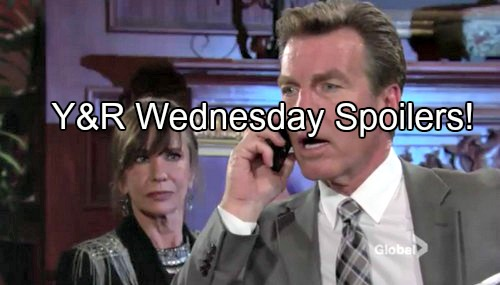 The Young and the Restless (Y&R) Spoilers: Billy Unconscious After Crash, Phyllis Runs Off – Travis Disgusted by Victoria