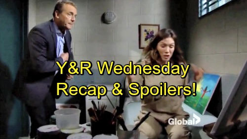 The Young and the Restless Spoilers: Paul Visits Patty - Dylan Leaves, Sharon Frets – Jill Won't Accept Billy's Resignation